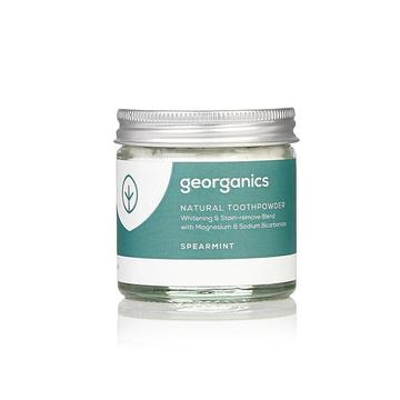 Spearmint Toothpowder Georganics