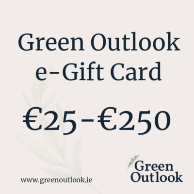 Green Outlook Gift Voucher Sustainable Gift