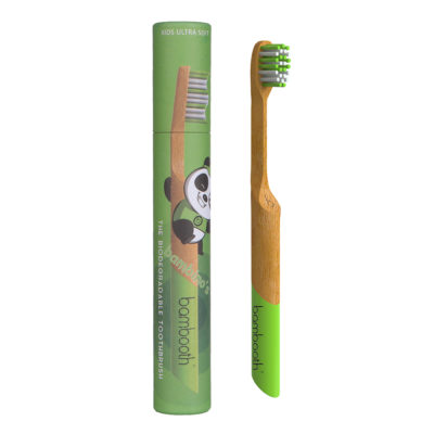 Kids Bamboo Toothbrush Bambooth